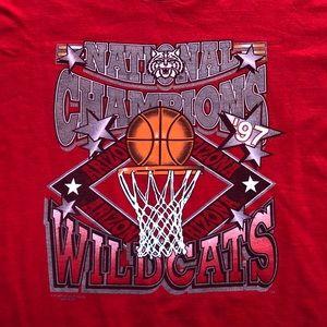1997 Arizona Wildcats National Championship